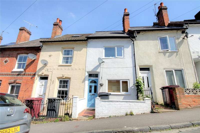 3 Bedrooms Terraced House for sale in Alpine Street, Reading, Berkshire, RG1