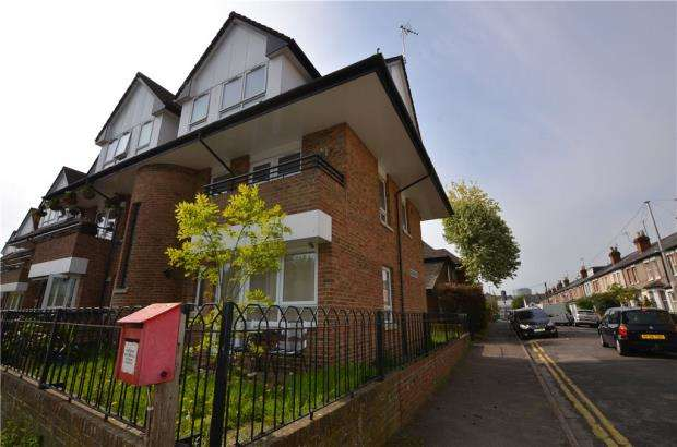 2 Bedrooms Apartment Flat for sale in Isis Court, Reading, Berkshire