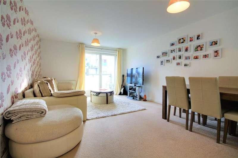 2 Bedrooms Apartment Flat for sale in Jeffrey Place, Caversham Road, Reading, Berkshire, RG1