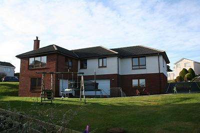 4 Bedrooms Detached House for sale in 16 Rosie's Brae, Isle of Whithorn, Newton Stewart DG8 8LT