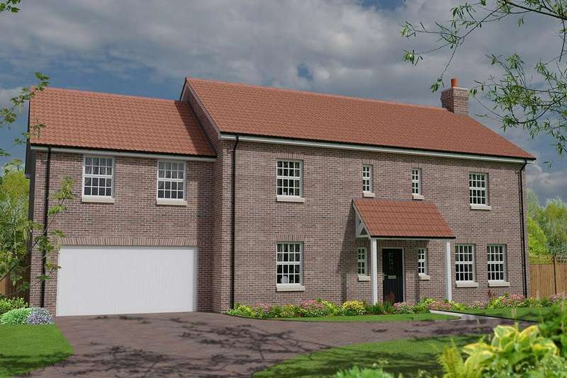5 Bedrooms Detached House for sale in The Kestrel, Pingley Vale, Brigg, North Lincolnshire, DN20
