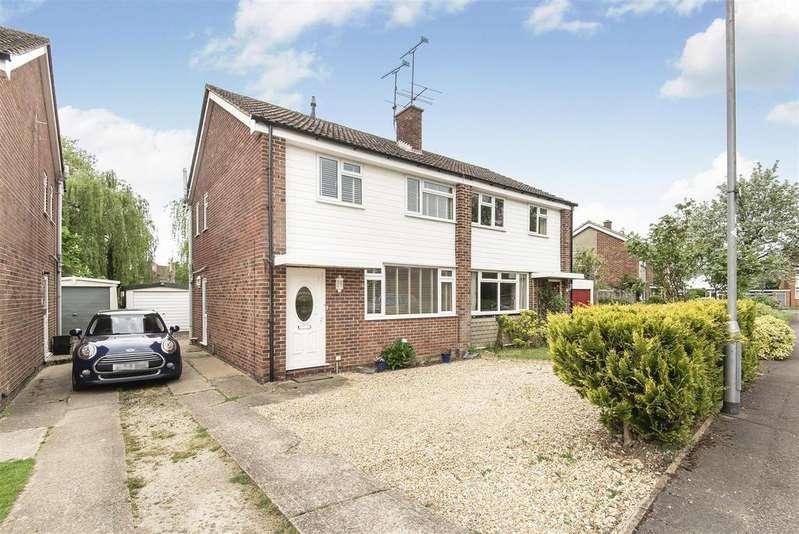 3 Bedrooms Semi Detached House for sale in Meadow Way, Wokingham, Berkshire, RG41 2TH
