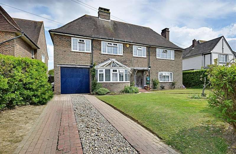 5 Bedrooms Detached House for sale in Pages Avenue, Bexhill-On-Sea