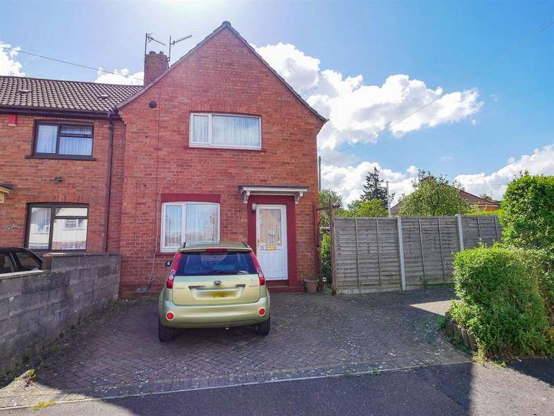 3 Bedrooms End Of Terrace House for sale in Carlow Road, Knowle, Bristol, BS4 1LA