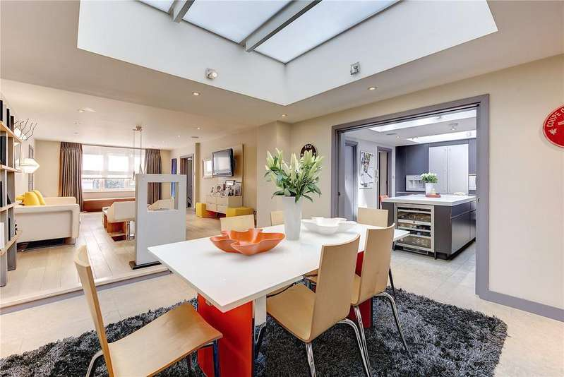 8 Bedrooms Mews House for sale in Bryanston Mews West, Marylebone, London, W1H