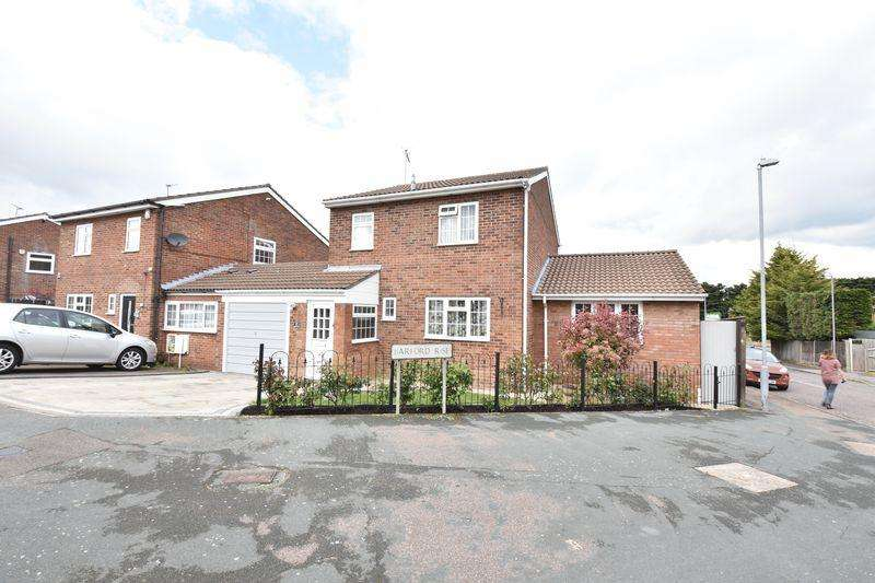 3 Bedrooms Detached House for sale in Barford Rise, Luton