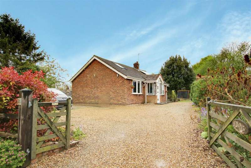 3 Bedrooms Detached Bungalow for sale in School Lane, Aby, Alford