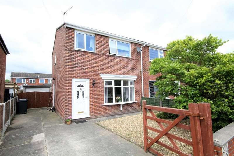 3 Bedrooms Semi Detached House for sale in Aldwych Drive, Lostock Hall