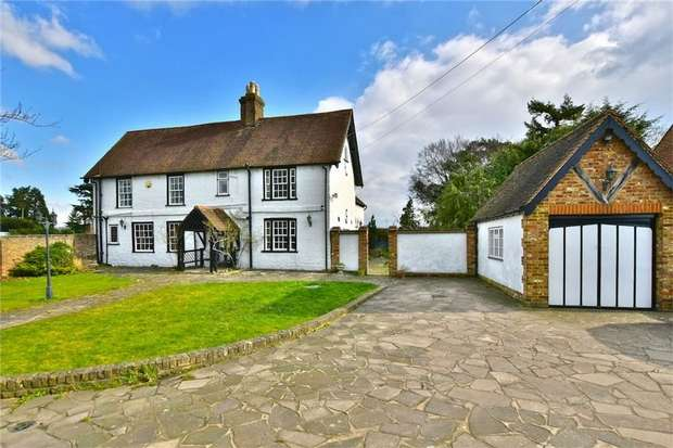 6 Bedrooms Cottage House for sale in Little Sutton Lane, Iver/Langley Borders, Buckinghamshire