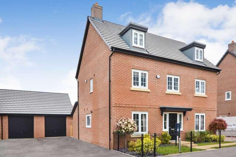 5 Bedrooms Detached House for sale in Lassington Lane, Highnam, Gloucestershire