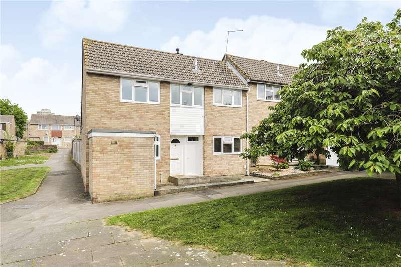 3 Bedrooms End Of Terrace House for sale in Swaledale, Bracknell, Berkshire, RG12