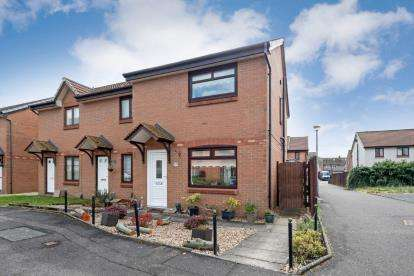 2 Bedrooms Semi Detached House for sale in Forge Road, Ayr