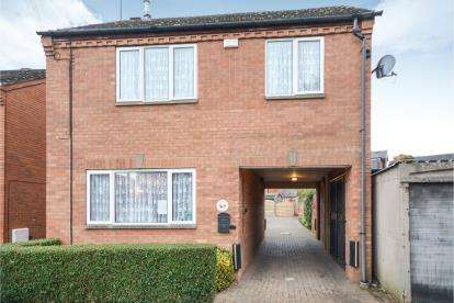 3 Bedrooms Detached House for sale in Derby Street, Lincoln, Lincolnshire