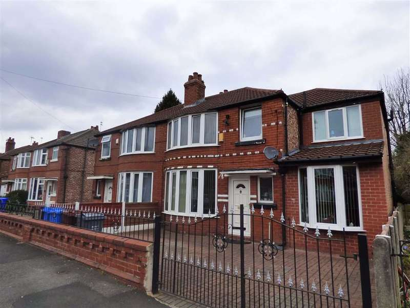 4 Bedrooms Semi Detached House for sale in Brentbridge Road, Withington, Manchester, M14