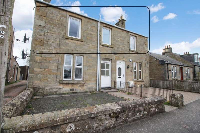 2 Bedrooms Flat for sale in Church Street, Ladybank, KY15