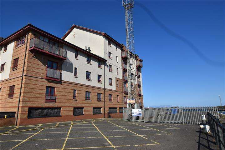 2 Bedrooms Flat for sale in 53 Churchill Tower, Ayr, KA7 1JT