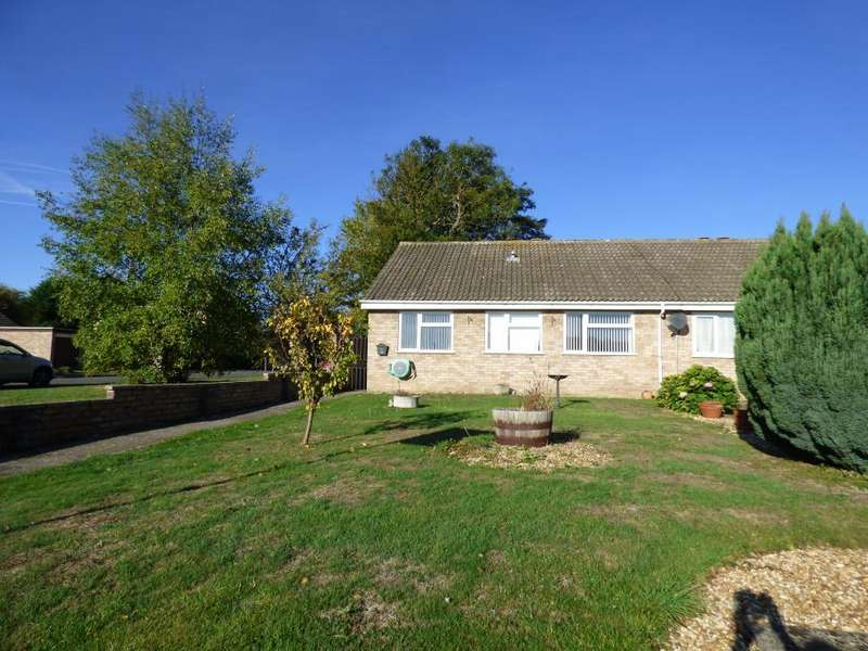 2 Bedrooms Semi Detached Bungalow for sale in Wootton, Beds, MK43 9EX