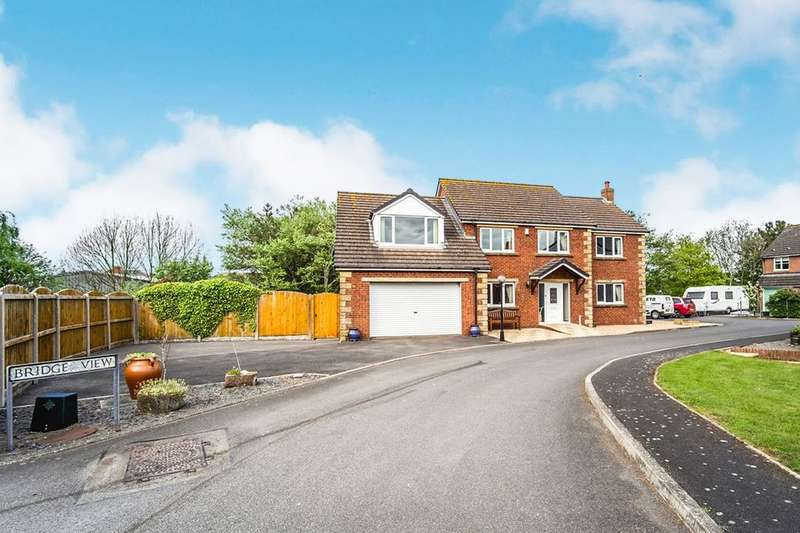 4 Bedrooms Detached House for sale in Bridge View, Silloth, Wigton, CA7