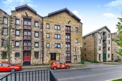 1 Bedroom Flat for sale in Bruntons Warehouse, St. Georges Quay, Lancaster, Lancashire, LA1