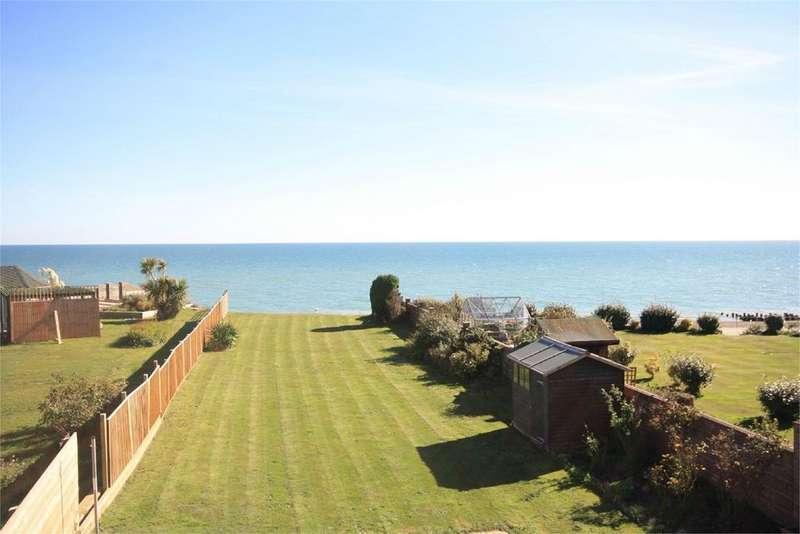 4 Bedrooms Semi Detached House for sale in Hartfield Road, Cooden, Bexhill on Sea, TN39