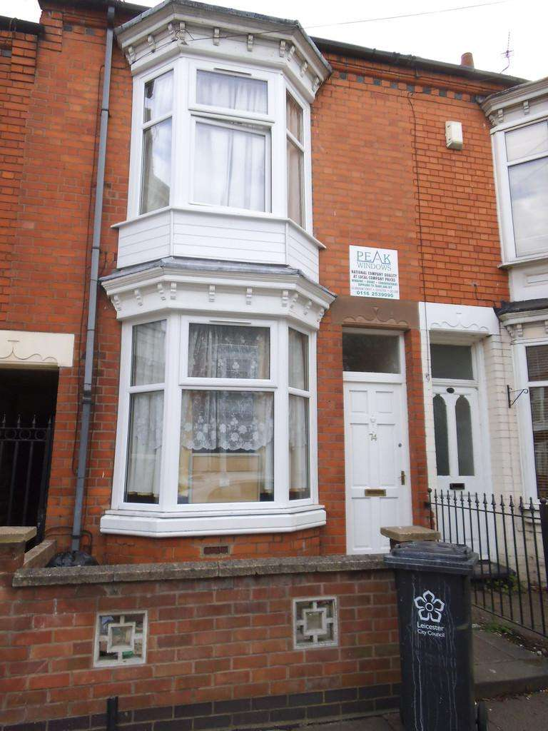 2 Bedrooms Terraced House for sale in Cambridge Street