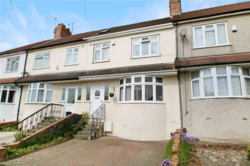 4 Bedrooms Terraced House for sale in Brooklyn Road, Bedminster Down, Bristol, BS13