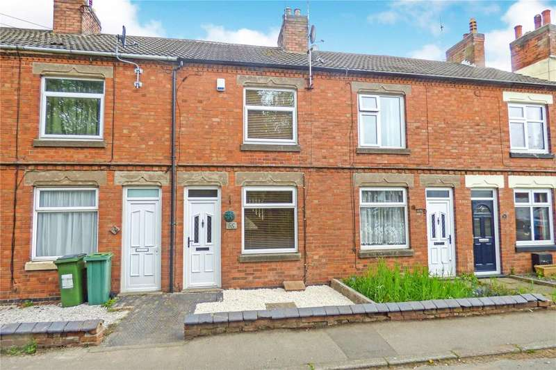 2 Bedrooms Terraced House for sale in Stanton Road, Sapcote, Leicester, Leicestershire, LE9
