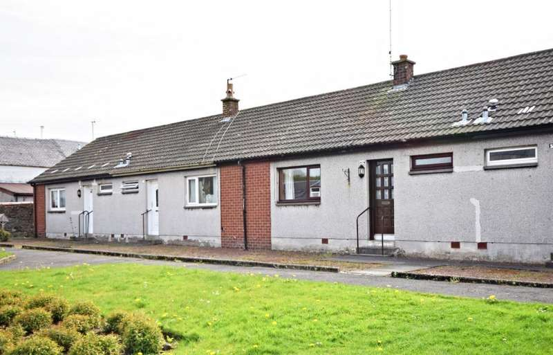 1 Bedroom Terraced Bungalow for sale in Main Street, Dailly, South Ayrshire , KA26 9SB