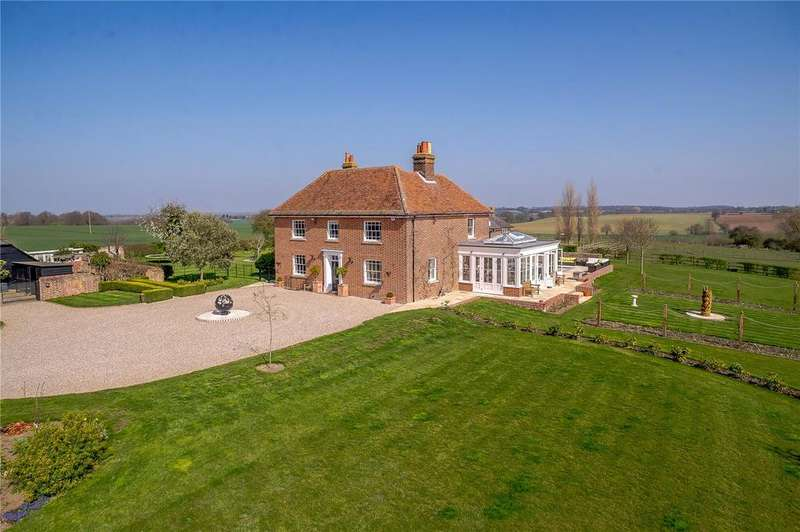 5 Bedrooms Detached House for sale in Audley End, Gestingthorpe, Halstead, Essex