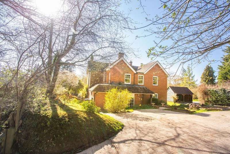 5 Bedrooms Detached House for sale in Cowden Hall Lane, Vines Cross, East Sussex, TN21 9HG