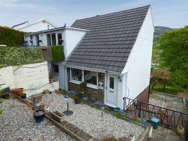 4 Bedrooms Detached House for sale in Ty Dan Y Wal Road, Cwmtillery, Abertillery, Blaenau Gwent
