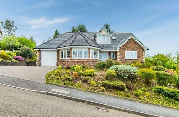 4 Bedrooms Detached House for sale in Brynmawr Avenue, Ammanford, Carmarthenshire