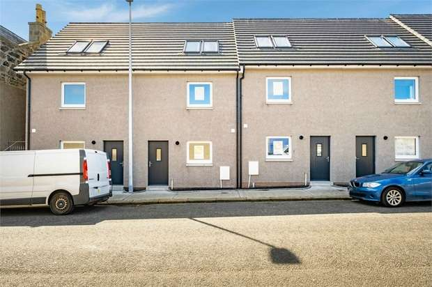 3 Bedrooms Terraced House for sale in Castle Street, Fraserburgh, Aberdeenshire