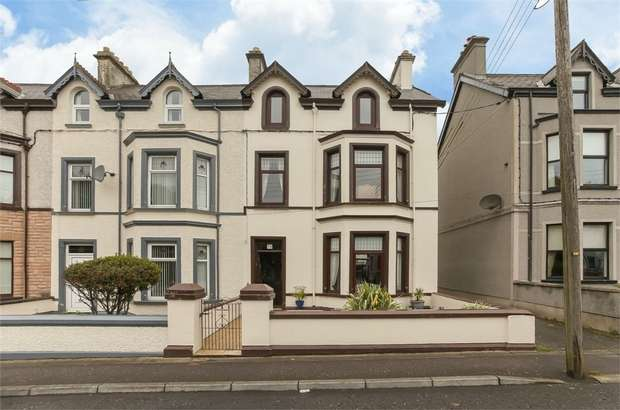 4 Bedrooms End Of Terrace House for sale in Glenarm Road, Larne, County Antrim