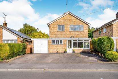 3 Bedrooms Detached House for sale in Horsewell Lane, Wigston, Leicester, Leicestershire