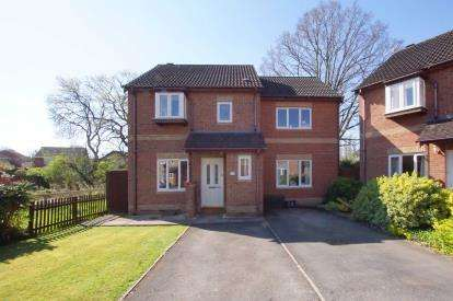 4 Bedrooms Detached House for sale in Pendock Court, Emersons Green, Bristol