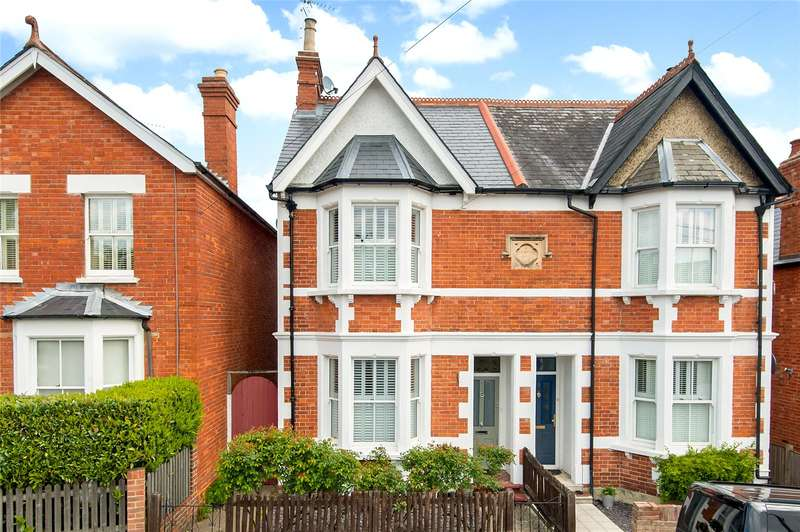 3 Bedrooms Semi Detached House for sale in Queens Road, Sunninghill, Ascot, Berkshire, SL5