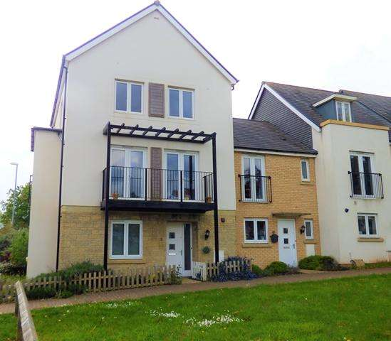 4 Bedrooms End Of Terrace House for rent in Exeter - A Beautiful 4 Bed Family Home - Available 1st June 2019