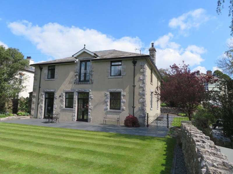 4 Bedrooms Detached House for sale in The Coach House, Flookburgh Road, Allithwaite, Grange-over-Sands
