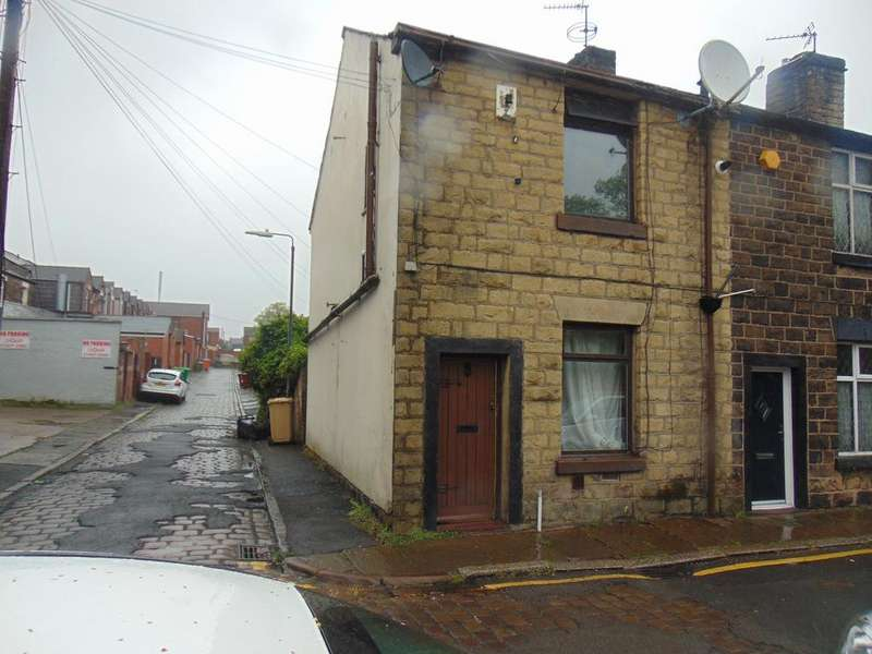 2 Bedrooms Cottage House for sale in Nell Street , Bolton BL1