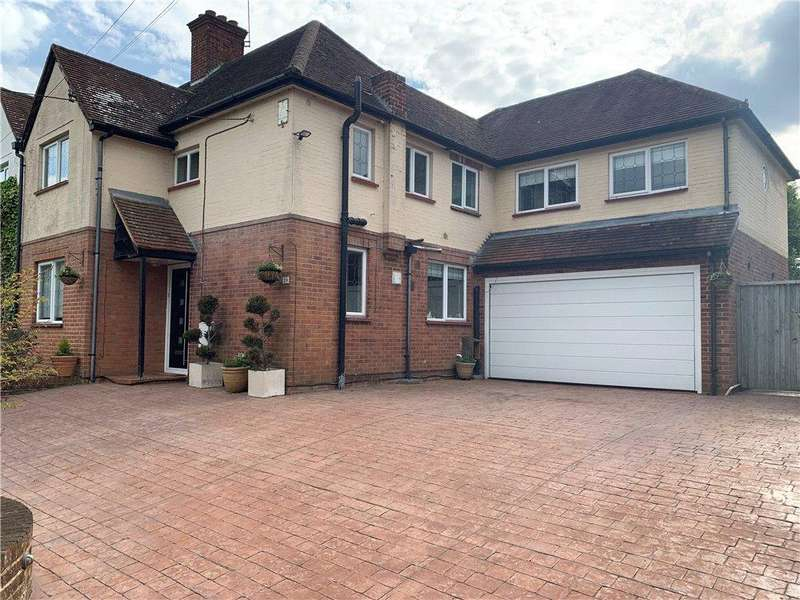 4 Bedrooms Semi Detached House for sale in St Georges Lane, Ascot, Berkshire, SL5