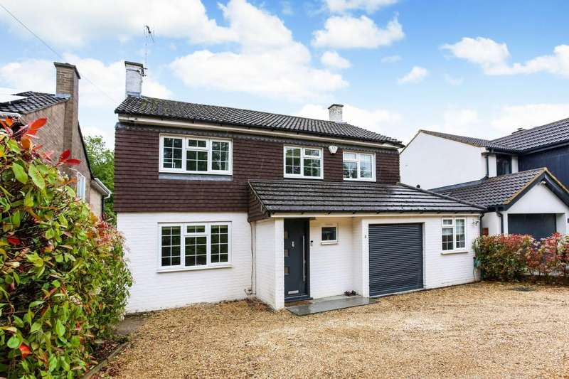 4 Bedrooms Detached House for sale in High Street, Sunningdale