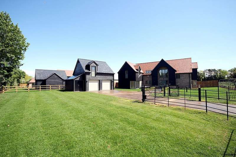 5 Bedrooms Detached House for sale in Church Street, Clifton, SG17