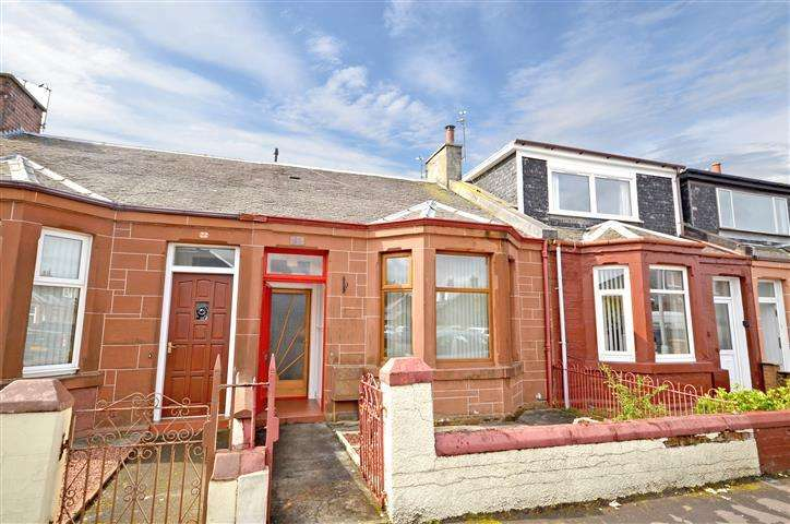 1 Bedroom Terraced House for sale in 20 Bellesleyhill Road, Ayr, KA8 9BL