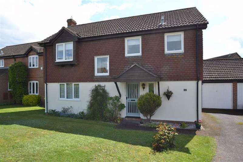 4 Bedrooms Detached House for sale in Edwin Close, Thatcham, Berkshire, RG19