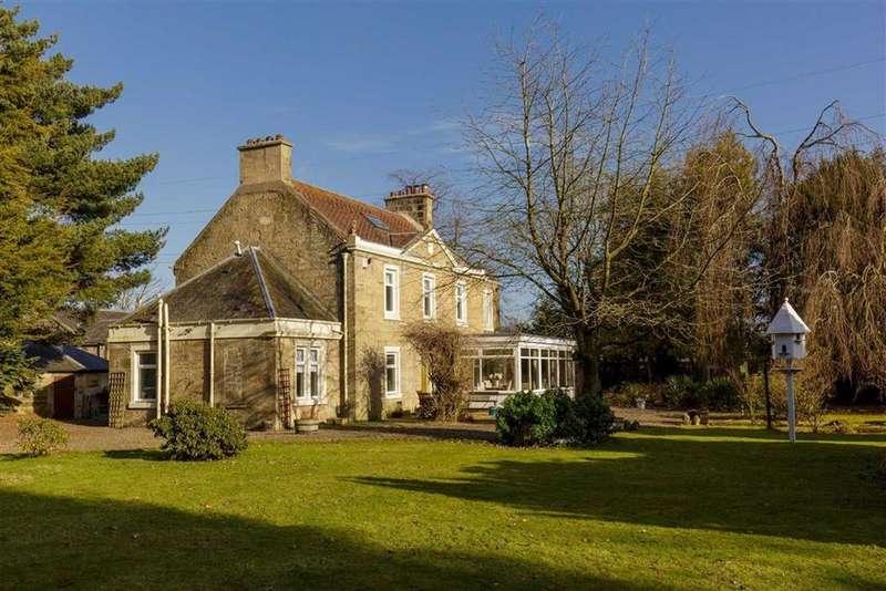 5 Bedrooms Detached House for sale in Reddoch Road, Old Polmont, Falkirk