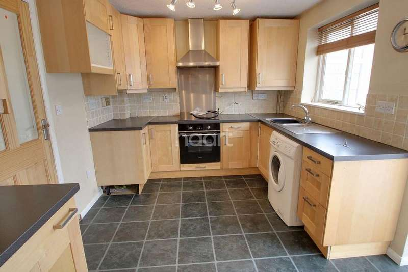 3 Bedrooms Semi Detached House for sale in Holden Close, Whetstone, LE8 6XS