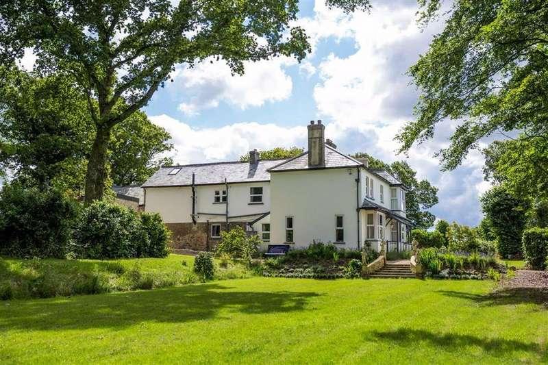 6 Bedrooms Detached House for sale in Burrow Knapp Way, Dalwood, Axminster, Devon, EX13