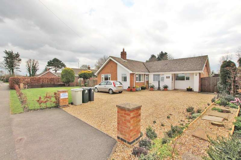 3 Bedrooms Bungalow for sale in MILL HILL WAY, SOUTH COCKERINGTON, LOUTH