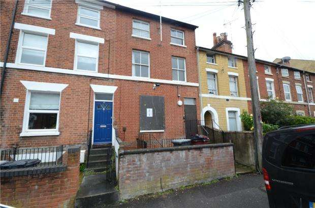 6 Bedrooms Terraced House for sale in Waylen Street, Reading, Berkshire